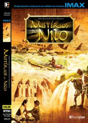 DVD MISTERIOS DO NILO