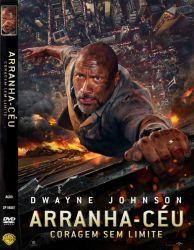 DVD ARRANHA-CEU CORAGEM SEM LIMITE - DWAYNE JOHNSON