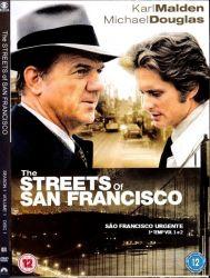 DVD SAO FRANCISCO URGENTE - 1 TEMP - 4 DVD - VOL 1 e 2