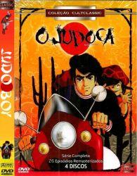 DVD O JUDOCA - 4 DVD