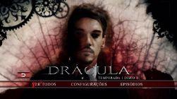 DVD DRACULA - A LENDA REVIVE - 1 TEMP - 3 DVD