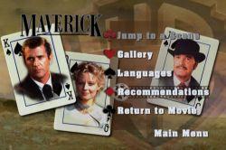 DVD MAVERICK - MEL GIBSON