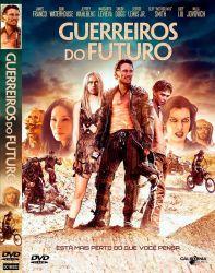 DVD GUERREIROS DO FUTURO - JAMES FRANCO