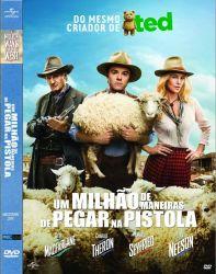 DVD UM MILHAO DE MANEIRAS DE PEGAR NA PISTOLA - LIAM NEESON