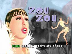 DVD ZOU ZOU - JEAN GABI