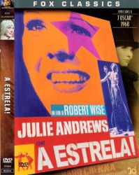 DVD A ESTRELA 1968 - JULIE ANDREWS