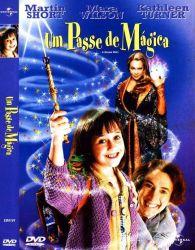 DVD UM PASSE DE MAGICA - KATLEEN TURNER
