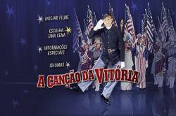 DVD A CANÇAO DA VITORIA - JAMES CAGNEY