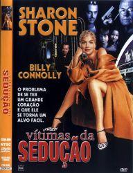 DVD VITIMAS DA SEDUÇAO - SHARON STONE