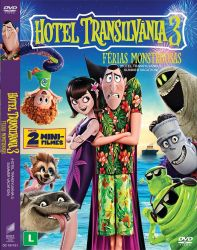 DVD HOTEL TRANSILVANIA 3 - FERIAS MONSTRUOSAS