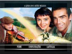 DVD A LENDA DOS ANOES MAGICOS - SEAN CONNERY