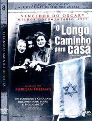 DVD O LONGO CAMINHO PARA CASA - MORGAN FREEMAN
