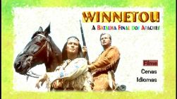 DVD WINNETOU 4 - A BATALHA FINAL DOS APACHES