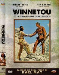 DVD WINNETOU 3 - A TRILHA DOS DESALMADOS