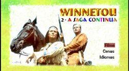 DVD WINNETOU 2 - A SAGA CONTINUA