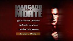 DVD MARCADO PARA A MORTE - 1990