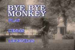 DVD BYE BYE MONKEY - GERARD DEPARDIEU