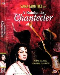 DVD A RAINHA DO CHANTECLER - SARA MONTIEL