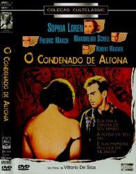 DVD O CONDENADO DE ALTONA  - SOPHIA LOREEN