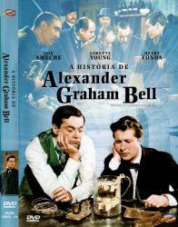 DVD A HISTORIA DE ALEXANDER BELL - HENRY FONDA