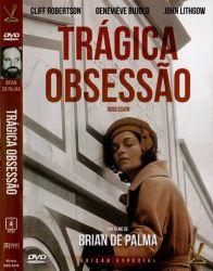 DVD TRAGICA OBSESSAO - JOHN LITHGOW