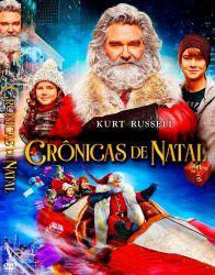 DVD CRONICAS DE NATAL - KURT RUSSELL