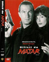 DVD DIFICIL DE MATAR - STEVEN SEAGAL - LEGENDADO