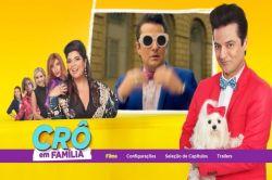 DVD CRO EM FAMILIA - MARCELO SERRADO