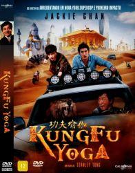 DVD KUNG FU YOGA - JACKIE CHAN