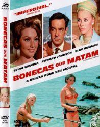 DVD BONECAS QUE MATAM