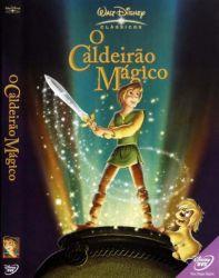 DVD O CALDEIRAO MAGICO