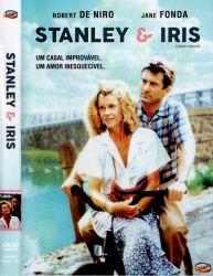 DVD STANLEY E IRIS - ROBERT DE NIRO