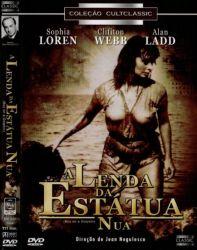 DVD A LENDA DA ESTATUA NUA - SOPHIA LOREN