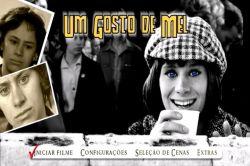 DVD UM GOSTO DE MEL