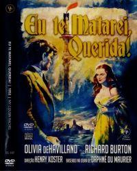 DVD EU TE MATAREI QUERIDA - OLIVIA DE HAVILLAND