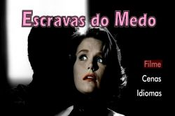 DVD ESCRAVAS DO MEDO - GLENN FORD