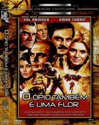 DVD O OPIO TAMBEM E UMA FLOR - OMAR SHARIF