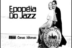 DVD EPOPEIA DO JAZZ - TYRONE POWER