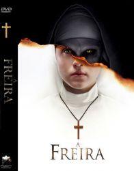 DVD A FREIRA - 2018