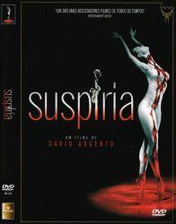DVD SUSPIRIA - 2 DVDs