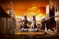 DVD PISTOLEIROS