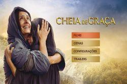 DVD CHEIA DE GRAÇA