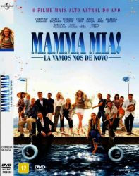 DVD MAMMA MIA 2 - LA VAMOS NOS DE NOVO - PIERCE BROSNAN