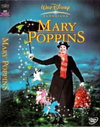 DVD MARY POPPINS - JULIE ANDREWS