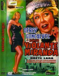 DVD DONA VIOLANTE  MIRANDA - DERCY GONÇALVES