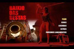 DVD BAIXIO DAS BESTAS - MATHEUS NACHTERGAELE