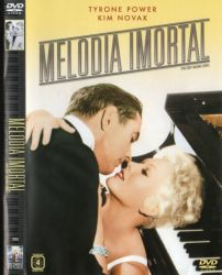 DVD MELODIA IMORTAL - TYRONE POWER