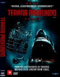 DVD TERROR PROFUNDO