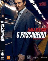 DVD O PASSAGEIRO - LIAM NEELSON