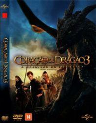 DVD CORAÇAO DE DRAGAO 3 - A MALDIÇAO DO FEITICEIRO - BEN KINGSLEY